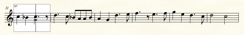Speedy Note Entry in measure